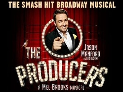 The Producers - The Musical Tour Dates