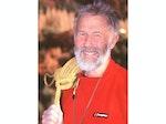 Sir Chris Bonington artist photo