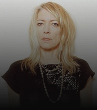 Kim Gordon artist photo