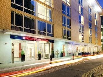 Hilton Garden Inn Bristol City Centre venue photo