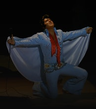 A Vision Of Elvis with Rob Kingsley artist photo
