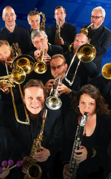 BBC Big Band Tour Dates