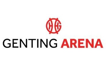 Genting Arena venue photo