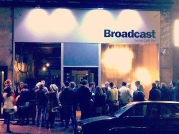 Broadcast venue photo