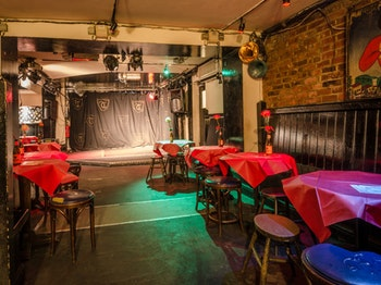 The Troubadour Club venue photo