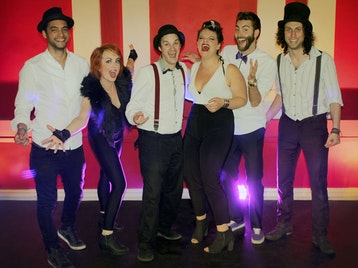The Electric Swing Circus picture