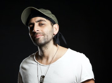 Darius Syrossian artist photo
