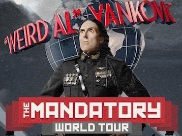 'Weird Al' Yankovic artist photo