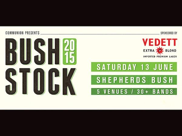 Bushstock Festival 2015