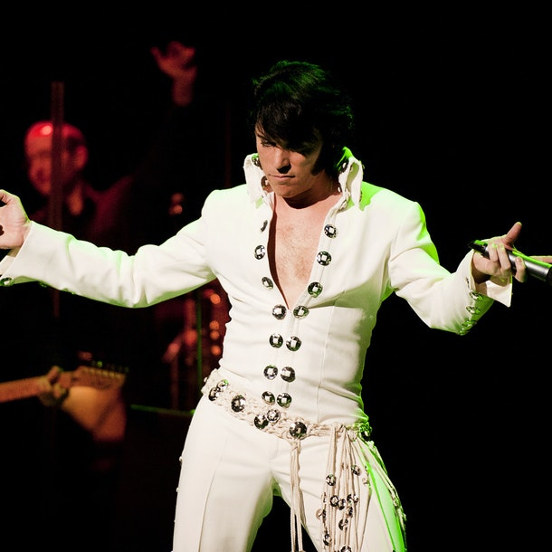 One Night of Elvis with Lee 'Memphis' King Tour Dates