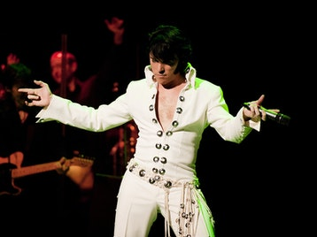 One Night Of Elvis: Lee 'Memphis' King picture