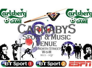 Carnaby's venue photo