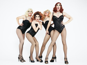 The Supreme Fabulettes artist photo