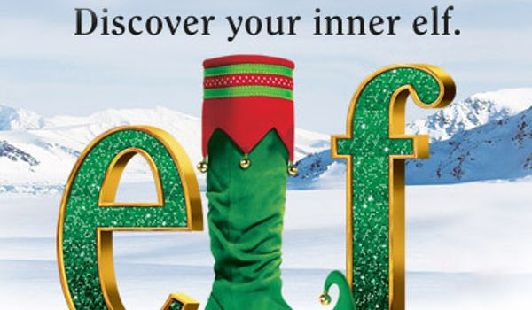 Elf - The Musical Tour Dates