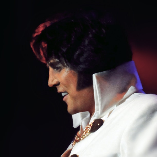 The Elvis Tribute Artist World Tour