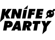 Knife Party artist insignia