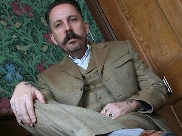 Andrew Weatherall artist photo