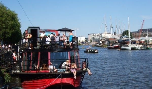 The Grain Barge Events