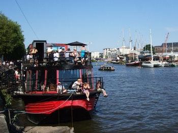 The Grain Barge venue photo
