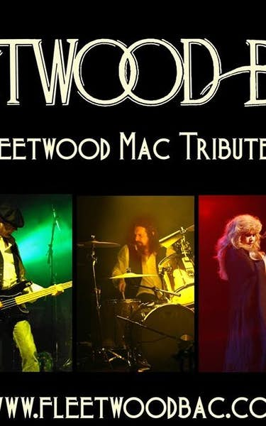 Fleetwood Bac Tour Dates
