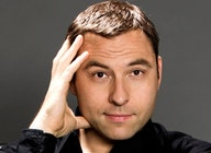 David Walliams artist photo