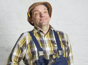Henning Wehn's Christmas Do: Henning Wehn picture