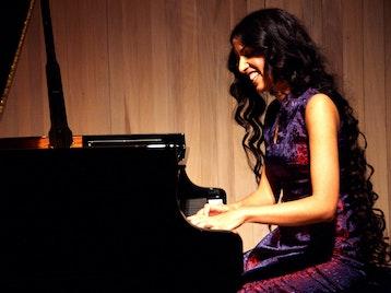 Tagore & Jazz: Zoe Rahman + Idris Rahman picture