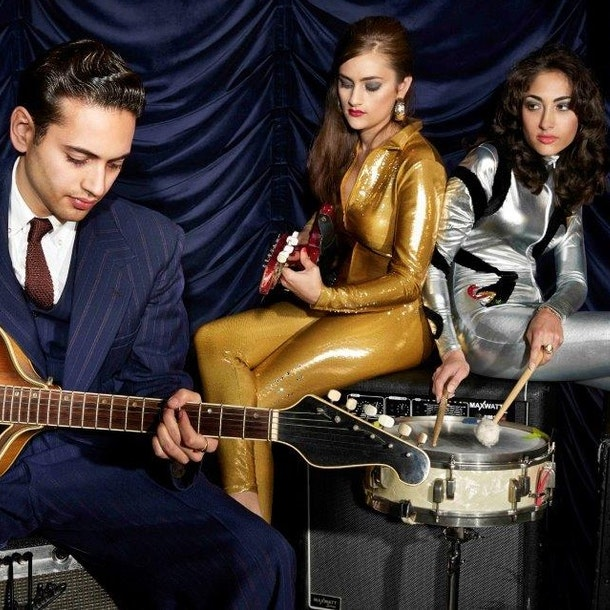 Kitty Daisy and Lewis Tour Dates