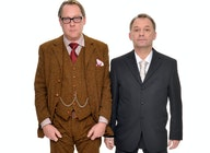Reeves & Mortimer artist photo