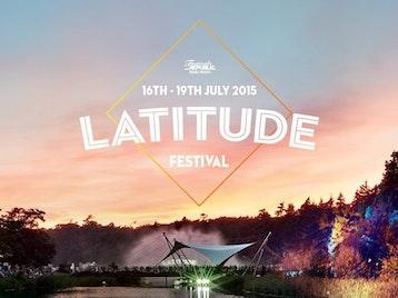Latitude Festival 2015 picture