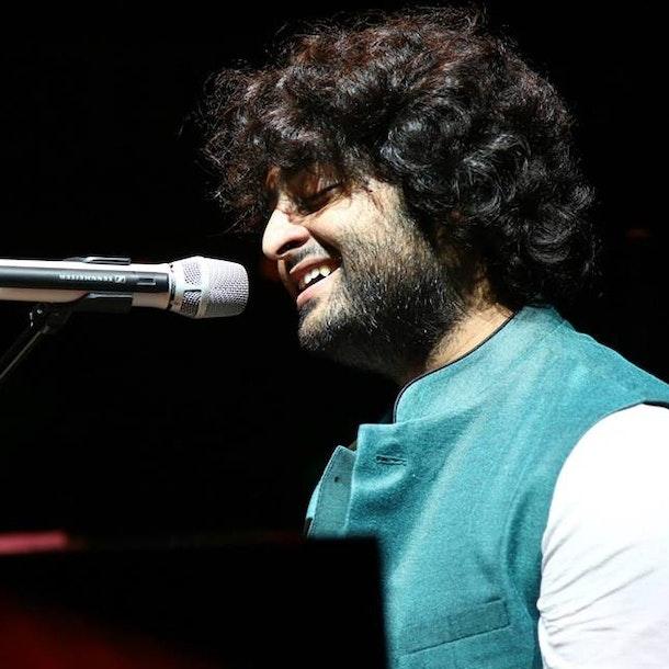 Arijit Singh Tour Dates
