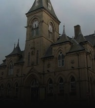 Yeadon Town Hall artist photo