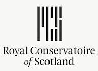 Royal Conservatoire of Scotland (formerly RSAMD) artist photo