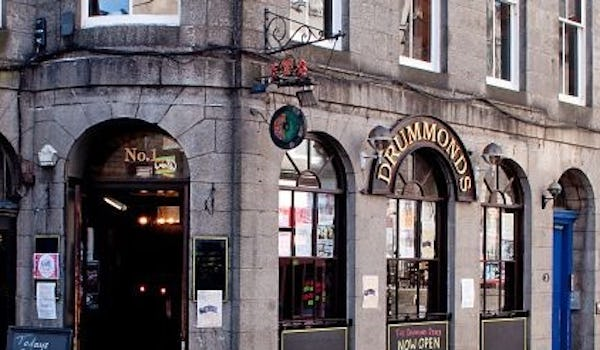 Cafe Drummond Events