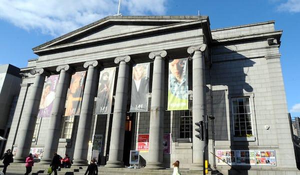 Aberdeen Music Hall Events
