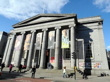 Aberdeen Music Hall venue photo