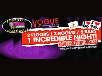 Club Tropicana & Vogue venue photo
