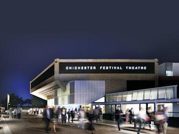 Chichester Festival Theatre venue photo