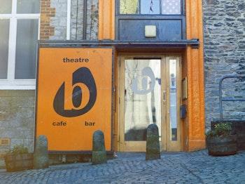 Barbican Theatre venue photo