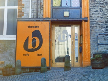 Barbican Theatre picture