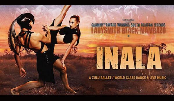 Inala (Touring), Ladysmith Black Mambazo