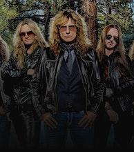 Whitesnake artist photo