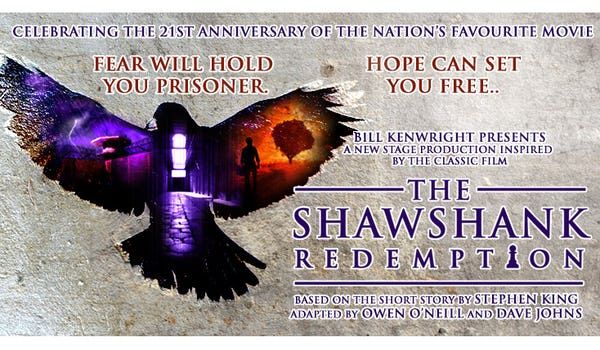 The Shawshank Redemption (Touring), Ian Kelsey, Patrick Robinson
