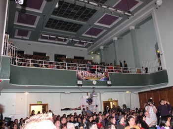 Central Methodist Hall venue photo