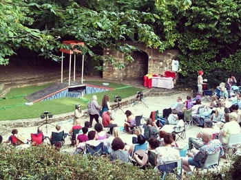 Tuckwell Amphitheatre venue photo