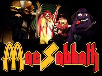 Mac Sabbath artist photo