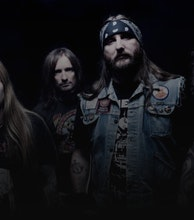 Orange Goblin artist photo