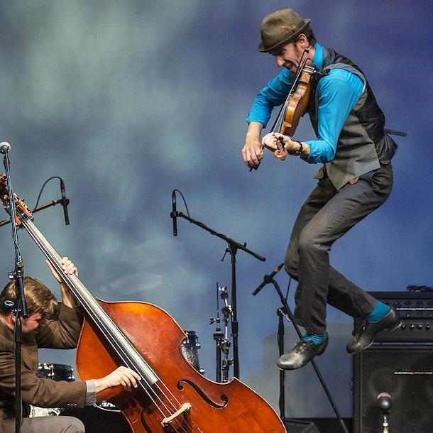 Gordie MacKeeman & His Rhythm Boys Tour Dates