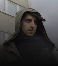 James Holden artist photo