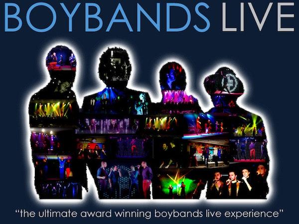 Boybands LIVE - Boyzone & Westlife Tour Dates
